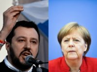 'Goodbye Merkel': Italy's Populist Leader Mocks German Rival After Election Humiliation