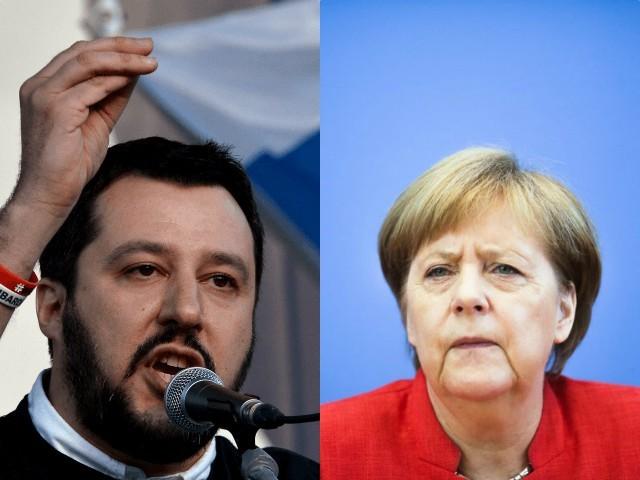 'Goodbye Merkel': Italy's Populist Leader Mocks German Rival After Election Humiliation