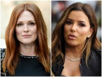 Julianne Moore, Eva Longoria Among Celebs Thanking Kavanaugh Accuser
