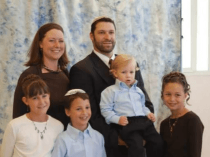 GoFundMe Campaign Aims to Support Widow, Orphaned Children of Terror Victim Ari Fuld