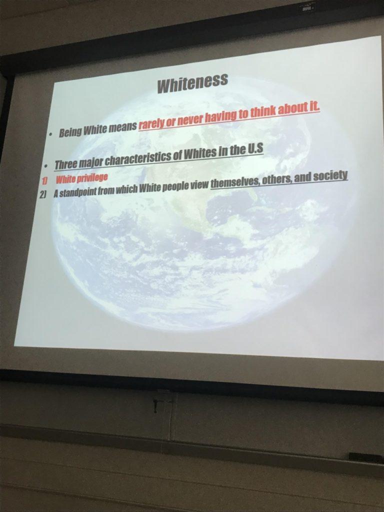 Salisbury White Privilege Presentation 1