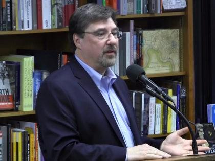 Harvard professor and adamant anti-Trump voice Tom Nichols