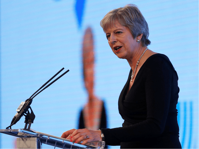 Theresa May: No excuses for anti-Semitism or calls for Israel boycott