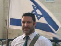 Video: Fatally-Wounded Ari Fuld Prevented Terrorist from Stabbing Mall Employee