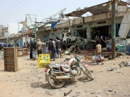 UK welcomes Saudi-led coalition probe into Yemen strike