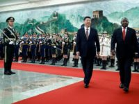 China hosts African leaders amid aid criticism