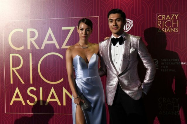 'Crazy Rich Asians' still on top of N. America box office