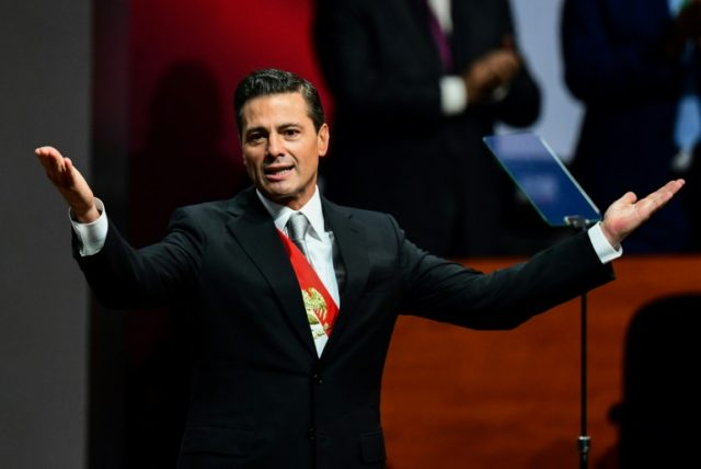 Mexican President Enrique Pena Nieto seduced voters six years ago with his movie-star looks and promises of sweeping reform, but leaves office as the most unpopular president in Mexican history, according to some polls