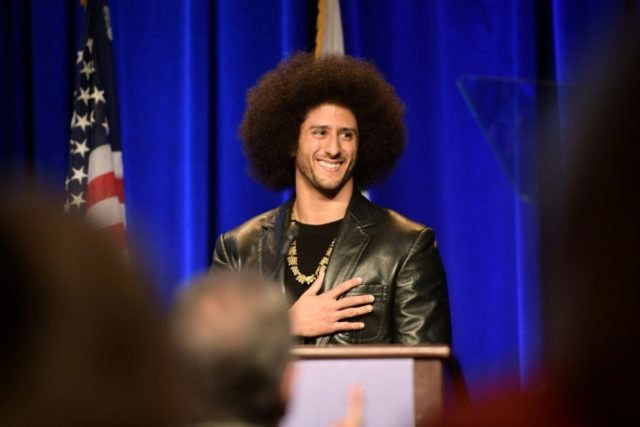 Nike stock falls following Kaepernick's new deal