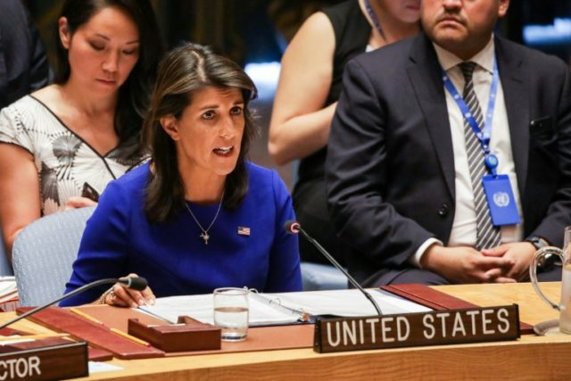 US to lead Security Council talks on Iran in late September: Haley