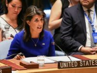 With the United States now holding the presidency of the Security Council, Nikki Haley said the aim is to put further pressure on Tehran over its alleged violations of council resolutions