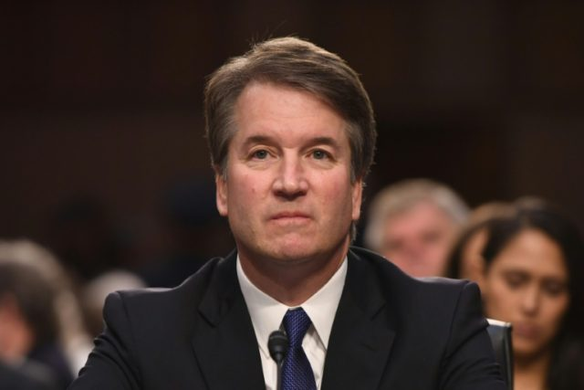 Kavanaugh's accuser finally goes public. What next?
