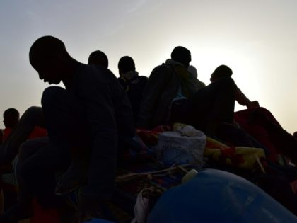 The Saharan route is notorious for its dangers, which include breakdowns, lack of water and callous traffickers who abandon migrants in the desert