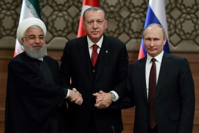 Syria: the Astana peace process