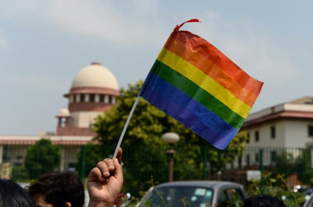 Landmark India ruling ends gay sex ban