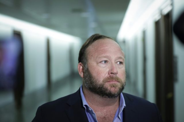 Twitter permanently bans far-right conspiracy theorist Alex Jones