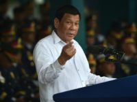 Duterte blames 'friend' Trump for Philippines economic woes