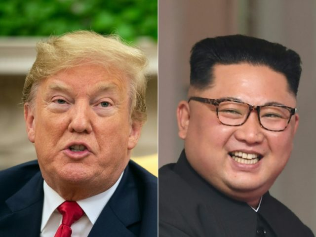 Trump salutes Kim for N.Korean parade without nuclear missiles