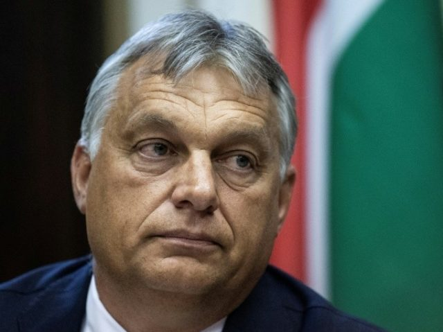 EU Parliament censures Hungary over prime minister's actions