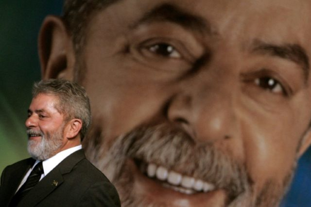 Luiz Inacio Lula da Silva, seen here in 2006, was Brazil's most popular president