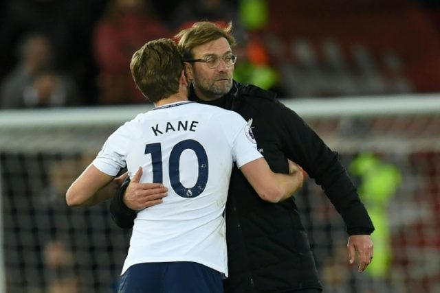 Liverpool manager Jurgen Klopp believes too much physical demand is being placed on players like England captain Harry Kane