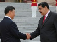 Maduro says oil finance commitments won from China