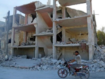 """Guterres has urged all sides to avoid a full-scale battle in Idlib province, shown here, that would """"unleash a humanitarian nightmare unlike any seen in the blood-soaked Syrian conflict"""""""