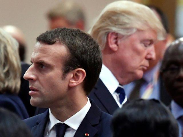 Macron to meet Trump, Iran's Rouhani at UN in New York
