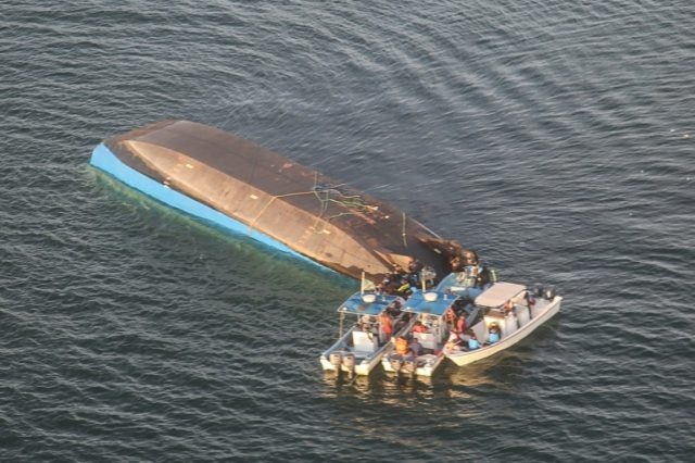 Tanzania president orders arrests over ferry disaster