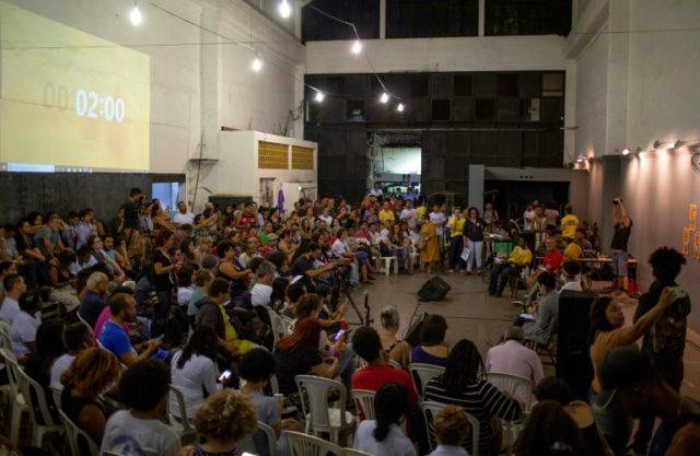 Brazil's favelas, the oft-overlooked election hunting grounds