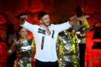 Moroccan activists have launched a social media campaign to ban pop star Saad Lamjarred from the kingdom's radio stations after he was arrested in France last month on a third rape charge