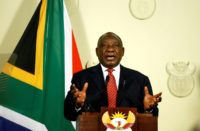 Ramaphosa has the complex task of reviving South Africa's economy after Zuma's corruption-hit era