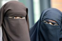 "A second Swiss canton will introduce a regional ""burqa ban"", after voters in St. Gallen overwhelmingly voted to prohibit all face-covering garments in public spaces"