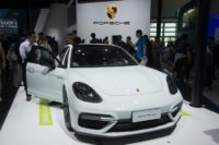 """There'll be no Porsche diesels in the future, CEO Oliver Blume says. Instead, the German company will focus on """"powerful petrol, hybrid and, from 2019, purely electric vehicles"""""""
