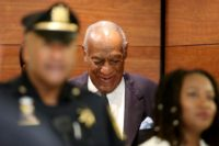 Actor and Comedian Bill Cosby arrives in court for sentencing in his sexual assault trial in Norristown, Pennsylvania on September 24, 2018