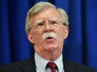 "US National Security Advisor John Bolton, on the sidelines of the annual UN General Assembly, vows ""maximum pressure"" on Iran but insists US not seeking regime change"