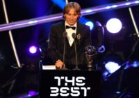 Barcelona coach Ernesto Valverde has lamented the hype around individual awards in football after Luka Modric was named FIFA's Best Men's Player