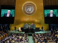 US President Donald Trump sparked laughter at the normally staid UN General Assembly debate when boasted that his administration had achieved more than any other in US history