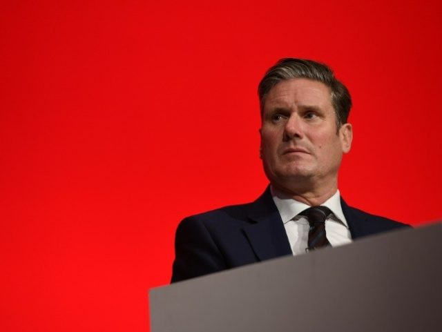 Keir Starmer, Brexit spokesman for the main opposition Labour Party.
