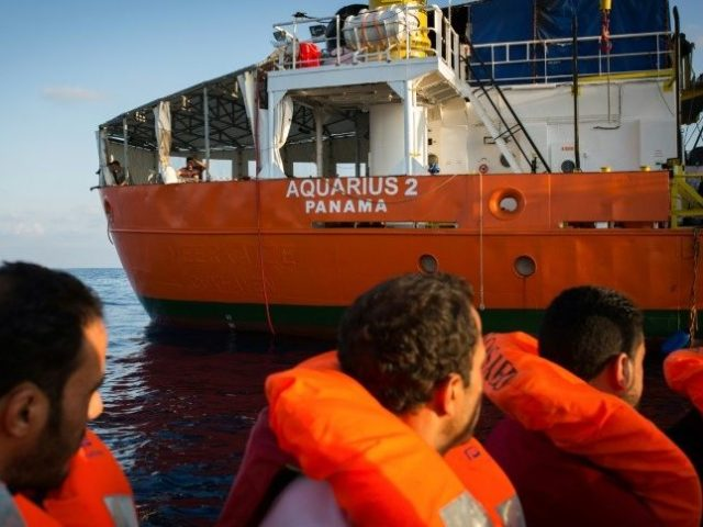 MSF wants new flag for migrant rescue ship Aquarius