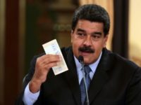 Venezuela's Maduro says he wouldn't miss 'chance' to meet Trump