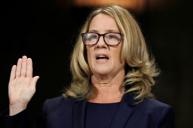 Blasey Ford testimony opens door for other victims to speak out