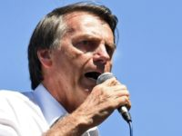 Brazilian Presidential Frontrunner Jair Bolsonaro: 'China Is Buying Brazil'
