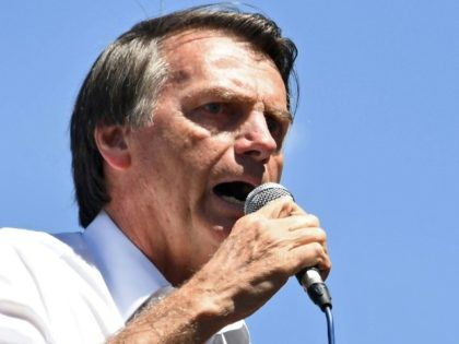 Right-wing presidential candidate Jair Bolsonaro is a controversial figure in Brazil