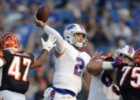 Peterman is Bills' starting quarterback ahead of Allen