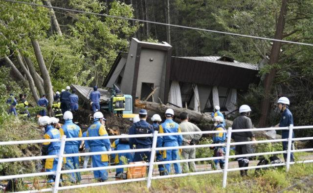 japan earthquake - photo #2