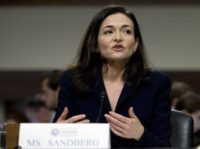 The Latest: Senator scolds Google for skipping hearing