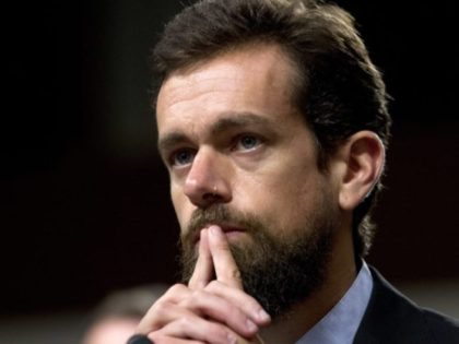 Twitter CEO Jack Dorsey: Big Tech Platforms 'Definitely Collaborate' on Censorship 'Methods'