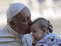 Pope Decries Denying Unborn Children 'the Right to Come into the World'