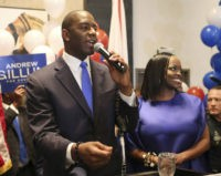 Black governor nominees become stars in bid for history